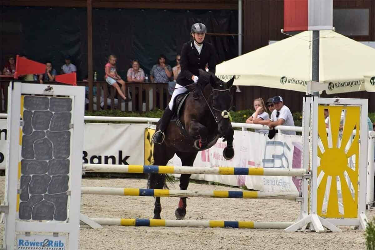 Landesmeisterschaften in Dressur und Springen in Sighartstein