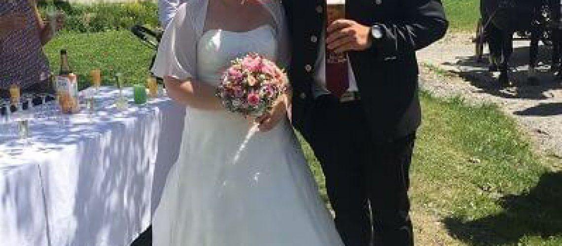 Hochzeit Simone und Lukas